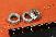 """Гайка ГОСТ 15522-70(гайки шестигранные низкие с уменьшенным размером """"под ключ"""") класса то"""