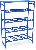 Стеллаж для хранения питьевой воды в баллонах РВС-12o