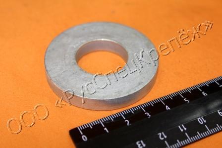 Шайба ГОСТ 9649-78 стальная класса точности А для пальцев