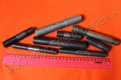 ГОСТ 22037-76 Шпильки с ввинчиваемым концом длиной 1,6d класс точности А.