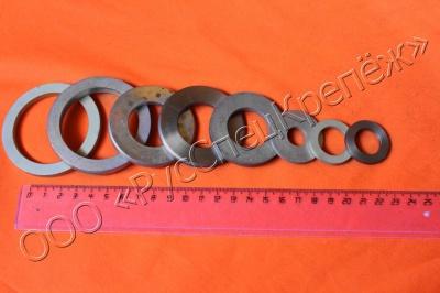 Шайба ГОСТ 13464-77 стопорные с лапкой уменьшенные