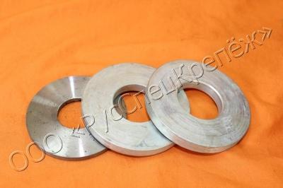 Шайбы стальные класса точности А для пальцев ГОСТ 9649-78