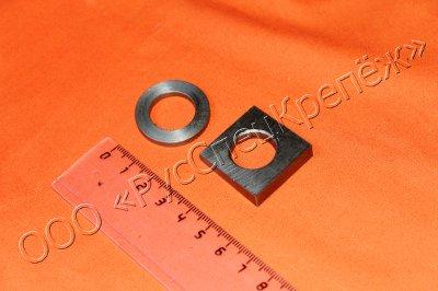 Шайба ГОСТ 10450-78 уменьшенная классы точности А и С