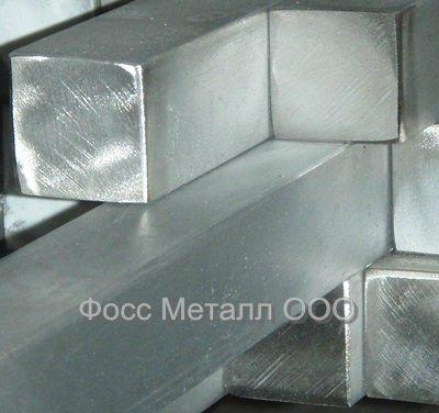 Квадрат нержавеющая холоднотянутый AISI 303 EN 10278 под заказ