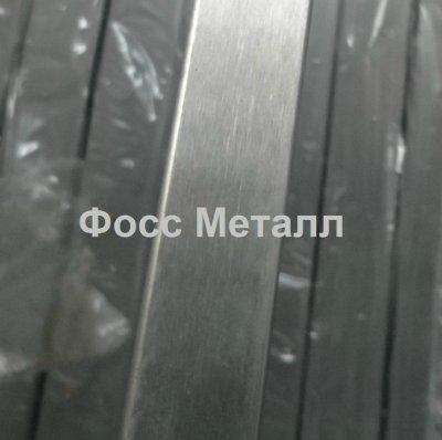 Трубы нержавеющие прямоугольные шлифованные AISI 304 длина 4.17м