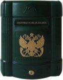 Почтовые ящики из пластика Соколоff Духовность (зеленый золото)