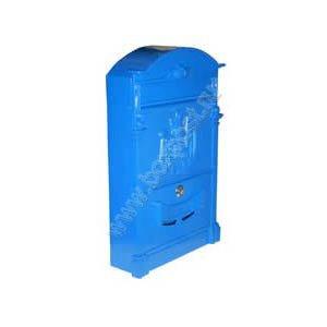Ящик почтовый Lion Antiq Blue