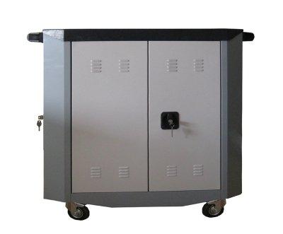Тележка для хранения и зарядки ноутбуков Offisbox ( на 16 штук)