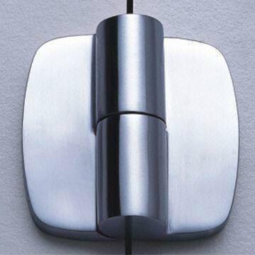 Петля нержавеющая доводчик накладная закрытый тип нержавеющая для туалетных кабин и кабинок для пере