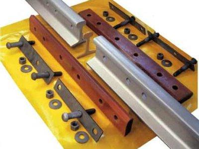 Изолирующий стык АпАТэК Р-65  4 отверстия