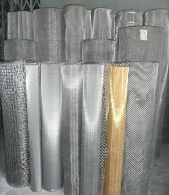 Сетка фильтровая нержавеющая ГОСТ 3187-76 С48, С56, С80, С120, С200